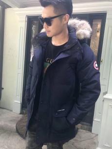 カナダグース Canada Goose メンズ ダウン  2色 冬物 冬 暖かい おすすめコピー 販売口コミ