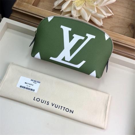 ブランド可能ルイヴィトン LOUIS VUITTON 2色 化粧品袋 クラッチバッグ セカンドバッグ 高評価コピーブランド激安販売専門店