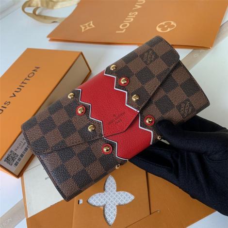 ルイヴィトン LOUIS VUITTON 長財布 美品 N60151スーパーコピーブランド代引き財布