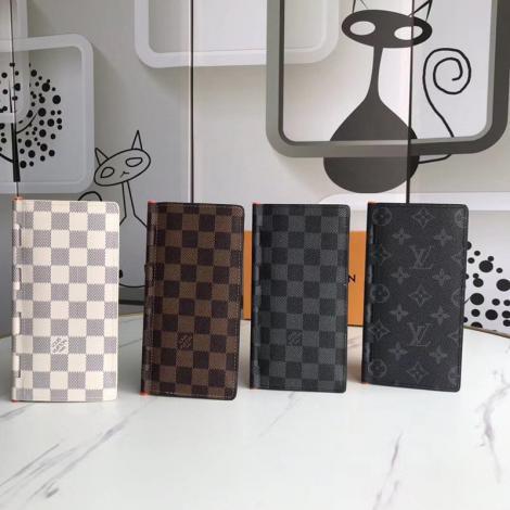 ブランド国内ルイヴィトン LOUIS VUITTON 二つ折財布 4色 人気レプリカ販売財布