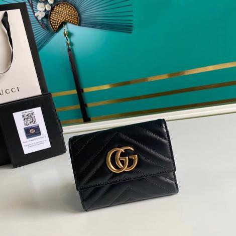 グッチ GUCCI レディース 短財布  美品 474802レプリカ口コミ販売