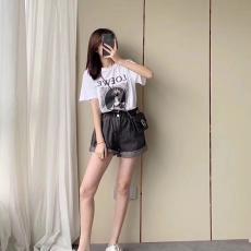 ロエベ LOEWE メンズ/レディース  クルーネック Tシャツ 綿 2020年新作最高品質コピー代引き対応