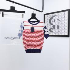 ルイヴィトン LOUIS VUITTON レディース クルーネック Tシャツ セーター半袖 2020年新作スーパーコピー国内発送専門店
