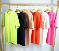バレンシアガ BALENCIAGA メンズ/レディース カップル クルーネック Tシャツ 綿 2020年新作スーパーコピー激安販売専門店