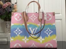 ルイヴィトン LOUIS VUITTON ショッピング袋 ボストンバッグ  ショルダーバッグ 3色 2020年新作 M45119/M44570コピー代引き国内発送安全後払い