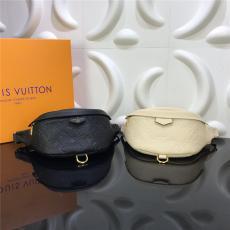 ルイヴィトン LOUIS VUITTON ウエストポーチ 胸バッグ 2色 人気スーパーコピーバッグ国内発送専門店