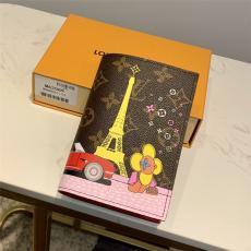 ルイヴィトン LOUIS VUITTON 短財布 パスポートホルダーM62089 高評価スーパーコピー財布専門店
