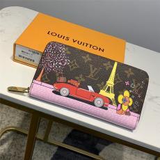 ルイヴィトン LOUIS VUITTON 長財布 定番人気  M60017偽物代引き対応