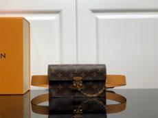 ブランド販売ルイヴィトン LOUIS VUITTON ウエストポーチ セカンドバッグ  新品同様   M44667格安コピーバッグ口コミ