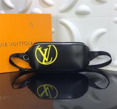 ルイヴィトン LOUIS VUITTON メンズ ウエストポーチ 胸バッグ 新入荷 M55131レプリカ販売口コミ
