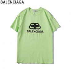 バレンシアガ BALENCIAGA メンズ/レディース クルーネック Tシャツ 綿 定番人気スーパーコピー激安国内発送販売専門店