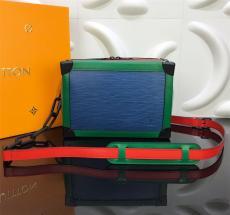 ブランド安全ルイヴィトン LOUIS VUITTON 斜めがけ 大小オプション ミニバッグ おすすめ M44478/M44480 エピブランドコピー代引きバッグ