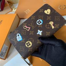 ルイヴィトン LOUIS VUITTON 長財布 人気 M60017レプリカ販売財布