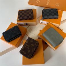 ルイヴィトン LOUIS VUITTON ダブルファスナー キーケース コインケース 5色 おすすめ M58106最高品質コピー財布