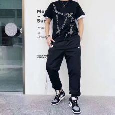 ルイヴィトン LOUIS VUITTON メンズ/レディース カップル クルーネック 2色 Tシャツ 綿 送料無料スーパーコピー激安販売専門店