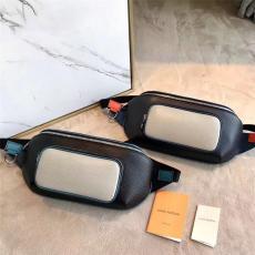 ブランド安全ルイヴィトン LOUIS VUITTON メンズ/レディース 胸バッグ ウエストポーチ 2色 高評価  M51464スーパーコピー安全後払い