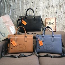ブランド安全エルメス  HERMES メンズ 3色 ハンドバッグ/ビジネスバッグ 斜めがけ ショルダーバッグ ビジネスバッグ 良品 8842-1ブランドコピーバッグ専門店