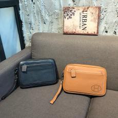 ブランド可能エルメス  HERMES メンズ セカンドバッグ クラッチバッグ 牛革 高評価  810-1 2色偽物バッグ代引き対応