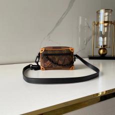 ルイヴィトン LOUIS VUITTON 斜めがけ ショルダーバッグ 良品 ボックスバッグ N60394  カップル メンズ/レディースレプリカ口コミ販売