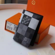 ブランド安全ルイヴィトン LOUIS VUITTON 短財布 美品 N63144ブランドコピー財布国内発送専門店
