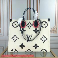 ブランド通販ルイヴィトン LOUIS VUITTON ショルダーバッグ 斜めがけ トートバッグ ショッピング袋 2色 定番人気  M45373/M44570コピー口コミ