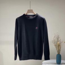 モンクレール MONCLER メンズ クルーネック セーター 秋冬 暖 2色 美品スーパーコピーブランド代引き