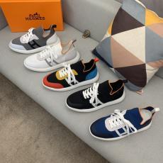 即発注目度NO.5 エルメス  HERMES メンズ4色スニーカーランニングシューズ 運動靴ブランドコピー工場直売販売店