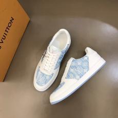 注目商品 ルイヴィトン LOUIS VUITTON  メンズカジュアルシューズ牛革定番運動靴スニーカーキャンバス快適コンビネーションしやすい耐磨6色最高品質コピー靴
