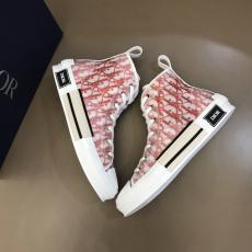 Dior ディオール メンズ定番運動靴スニーカーおしゃれキャンバスカップル4色本当に届くスーパーコピー 口コミ国内安全後払い店