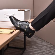 即発注目度NO.11 LOUIS VUITTON ルイヴィトン 革靴紐ロングノーズビジネスシューズ本当に届くスーパーコピー工場直営国内安全店line