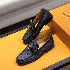 即発注目度NO.9 LOUIS VUITTON ヴィトン 牛革革靴5色スリッポンおしゃれ特価 靴コピー代引き