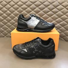 ヴィトン LOUIS VUITTON  メンズヒツジの皮定番運動靴スニーカー快適モノグラム耐磨軽量ローカット2色スーパーコピーブランド靴安全後払い激安販売工場直売専門店