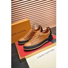 ヴィトン LOUIS VUITTON  牛革人気商品4色コピーブランド靴代引き工場直売店