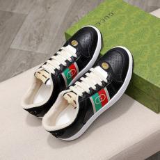 グッチ GUCCI 定番運動靴スニーカーキャンバス2色ブランドコピー工場直売販売口コミ代引き後払い国内安全店