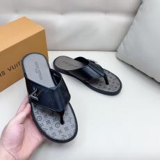 日本未発売!超レア ヴィトン LOUIS VUITTON  メンズおしゃれ新作耐磨スリッパ 高品質fashionスーパーコピーブランド靴激安販売専門店
