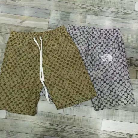国内入手困難 GUCCI グッチ モノグラムショートパンツ刺繍本当に届くブランドコピー工場直営後払い通販サイト