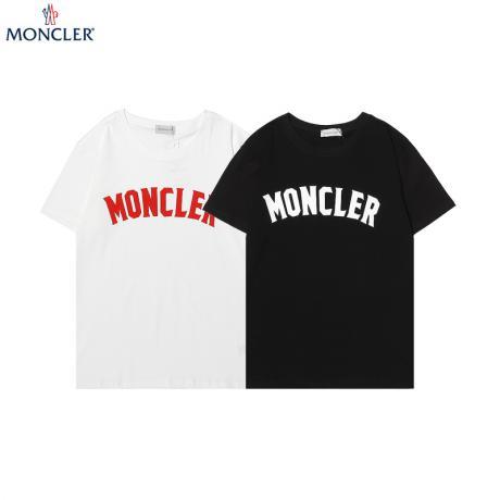 モンクレール MONCLER 新作半袖ラウンドネック 百搭 本当に届くスーパーコピー工場直営店 国内発送ちゃんと届く