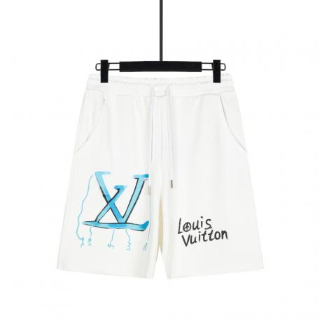 ヴィトン LOUIS VUITTON  新作ショートパンツ2色ブランドコピー国内発送工場直営安心専門店