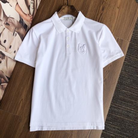 モンクレール MONCLER メンズ春夏通気快適Tシャツ綿半袖2色レプリカ販売工場直営通販サイト