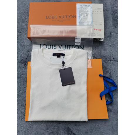 即発注目度NO.10 ルイヴィトン LOUIS VUITTON  メンズレディース快適ジャカードTシャツブランドコピー n級品国内優良サイト