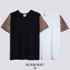 日本未入荷品 バーバリー Burberry 定番Tシャツ綿半袖2色セール 激安代引き口コミ