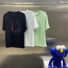 Dior ディオール メンズレディース春夏新作Tシャツ半袖プリント3色Tシャツコピー最高品質激安販売工場直売サイト ランキング