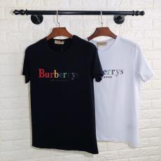 バーバリー Burberry 字母ロゴ 綿半袖プリント本当に届くスーパーコピー安心通販サイト