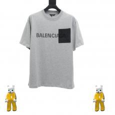 累積売上額第1位獲得 BALENCIAGA バレンシアガ 2色軽薄シンプルさラウンドネック スーパーコピー国内発送専門店