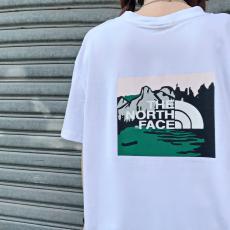 THE NORTH FACE ノースフェイス 春夏新作カップル人気商品Tシャツ綿半袖スーパーコピー 口コミ工場直営