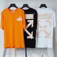 Off White オフホワイト 春夏Tシャツ半袖プリント値下げ スーパーコピー販売ちゃんと届く後払い店
