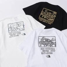ノースフェイス THE NORTH FACE メンズレディース新作カップルTシャツ綿半袖スーパーコピー販売ちゃんと届く代引き後払い店