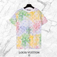 LOUIS VUITTON ヴィトン 春夏新作Tシャツ半袖ブランドコピー販売買ってみた優良店