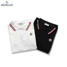 MONCLER モンクレール 新作半袖Polo衫シンプルさ2色ブランドコピー n級品国内優良サイトline