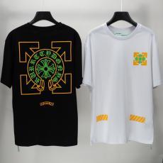 オフホワイト Off White 夜光カップルTシャツ半袖ブランドコピー 優良工場直売サイトline